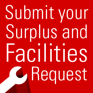 Submit your surplus and facilities request