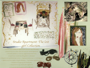 Studio Apartment: The Lost Girl Collection by Kaitlin Schreiner