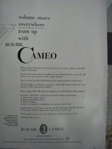 burmillcameo1950