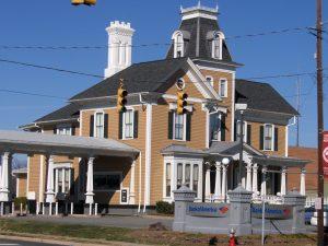 Banks Holt home