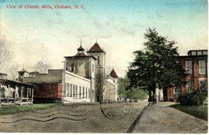 Oneida Mills, Graham, N C