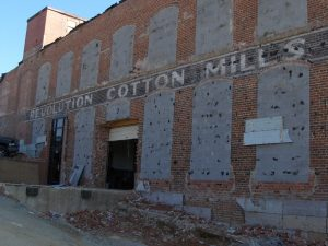 Revolution Cotton Mill