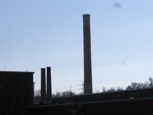 Revolution Cotton Smokestack