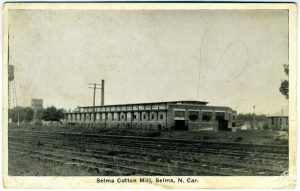 selma_cotton_mill_1915_unc_postcard