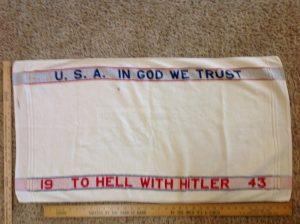 tohellwithhitler1943towel
