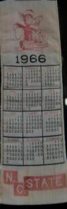 1966 Textiles Bookmark