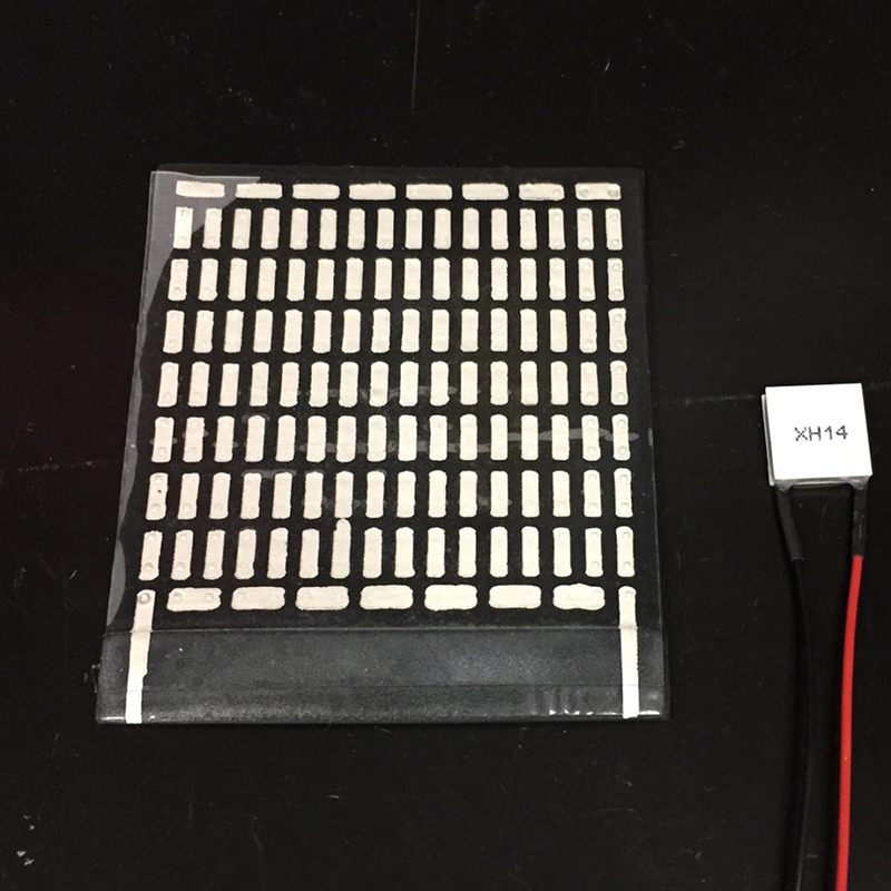 Flexible Thermoelectric Cooling For Mattress Applications Nano